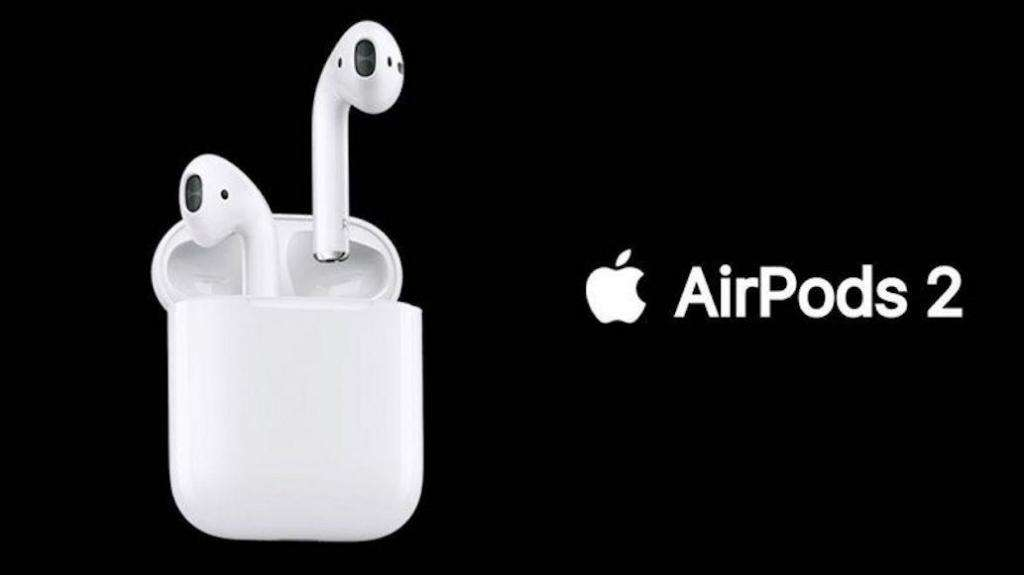 Apple Airpods 2 Auriculares Inalambricos Bluetooth