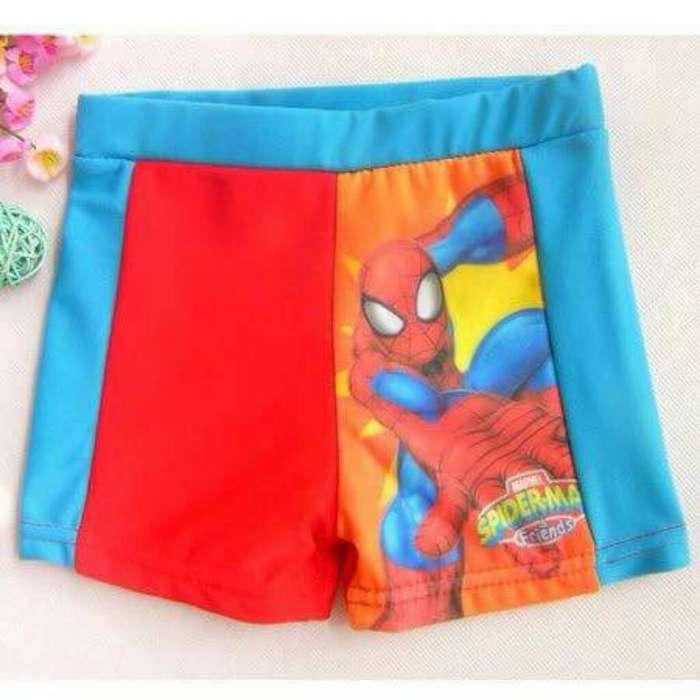 Malla Spiderman Importada