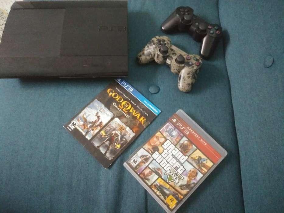 Play 3 con 42 Juegos Digitales Y 2 Cd