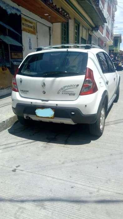 Renault Sandero Stepway 2011 - 87300 km