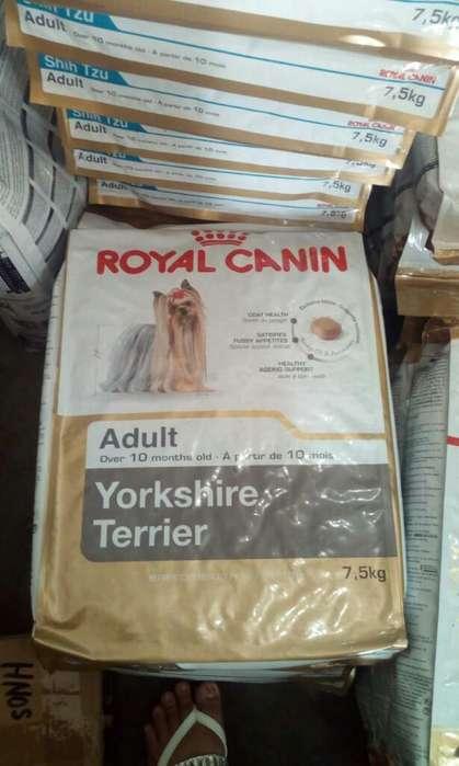 Royal Canin Yorkshire Adulto 7.5kg