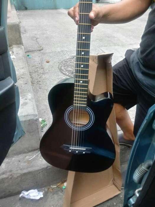 Guitarra Acústica Nueva Nueva