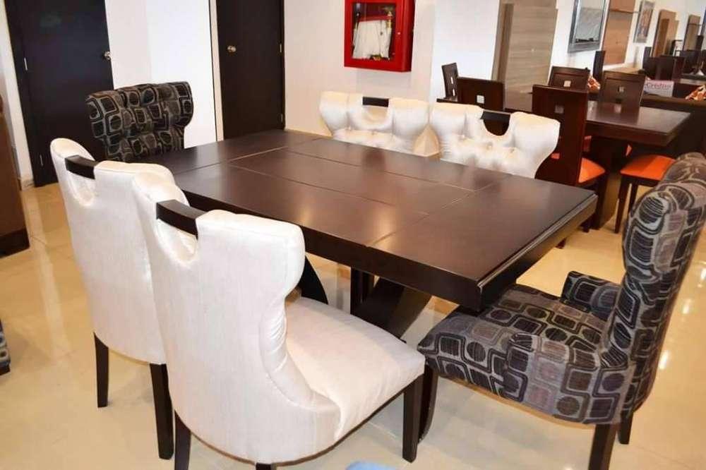 Comedor: Casa - Muebles - Jardín en venta en Ambato | OLX