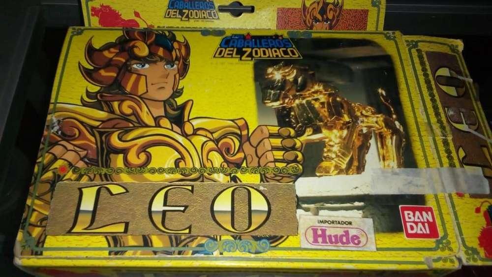 Vendo colección de Caballeros Zodiaco marca BANDAI