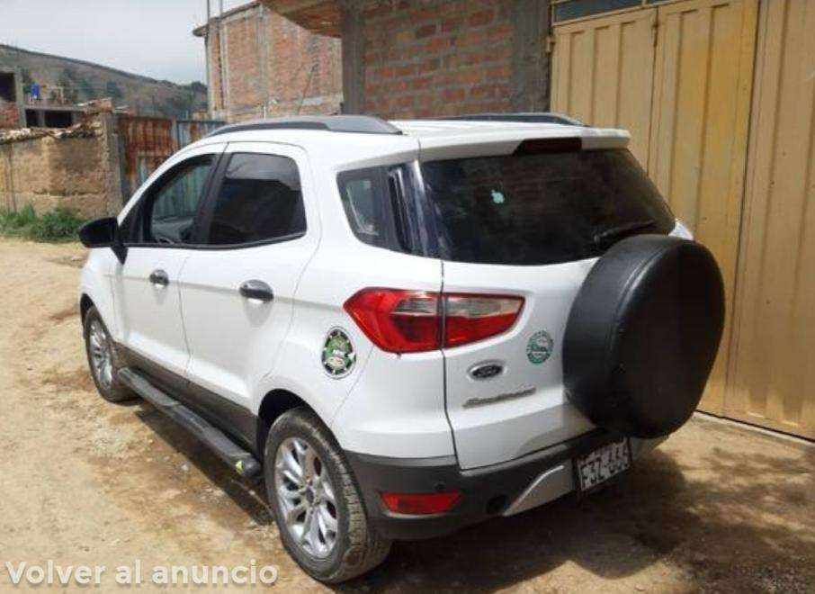 Ford Ecosport 2014 - 70000 km