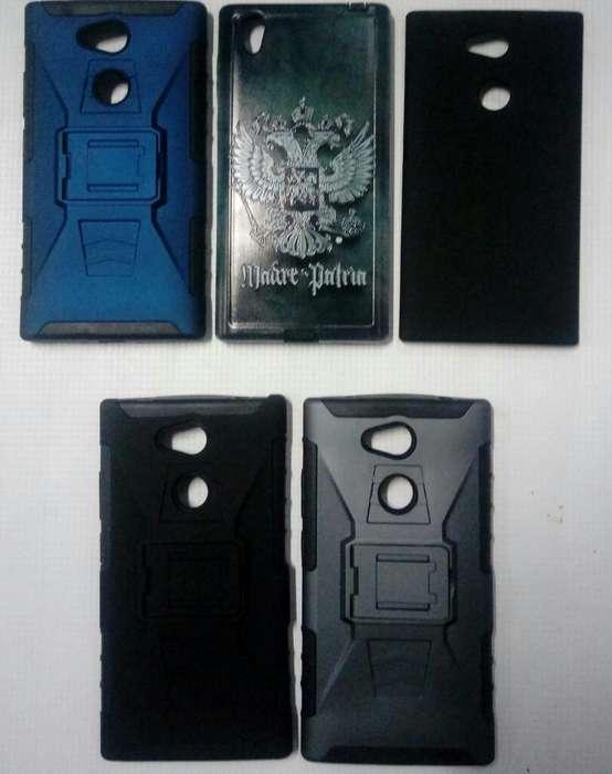 Case Protector para Sony Xperia L2