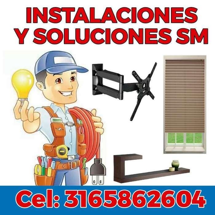 Instalaciones Y Soluciones Sm