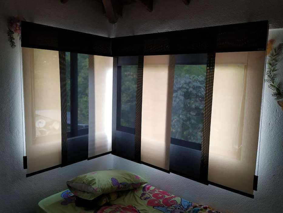 Persianas,black Out desde 39900m2 Fabric