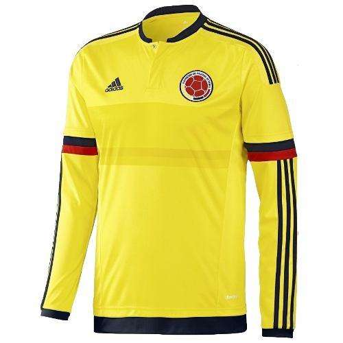 Camiseta Original Colombia Manga Larga Adidas