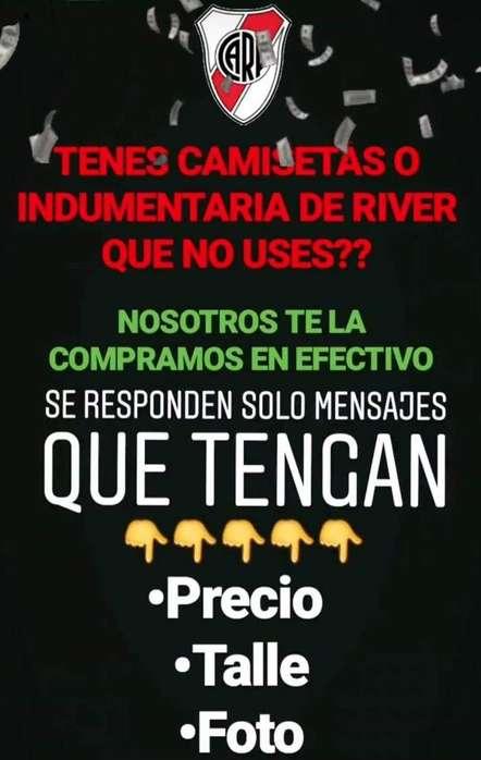 Indumentaria de River!!