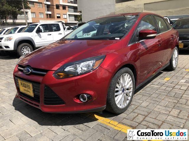 Ford Focus AT Titanium 2000cc 2014