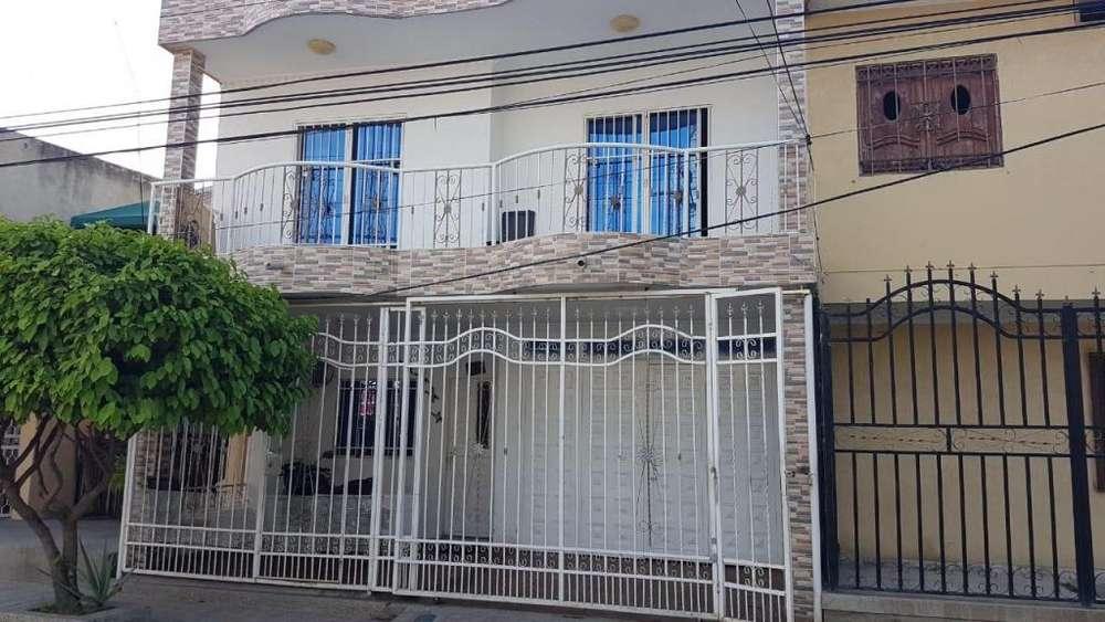 Venta Amplia Casa Dos Pisos Santa Marta 04 - wasi_934034