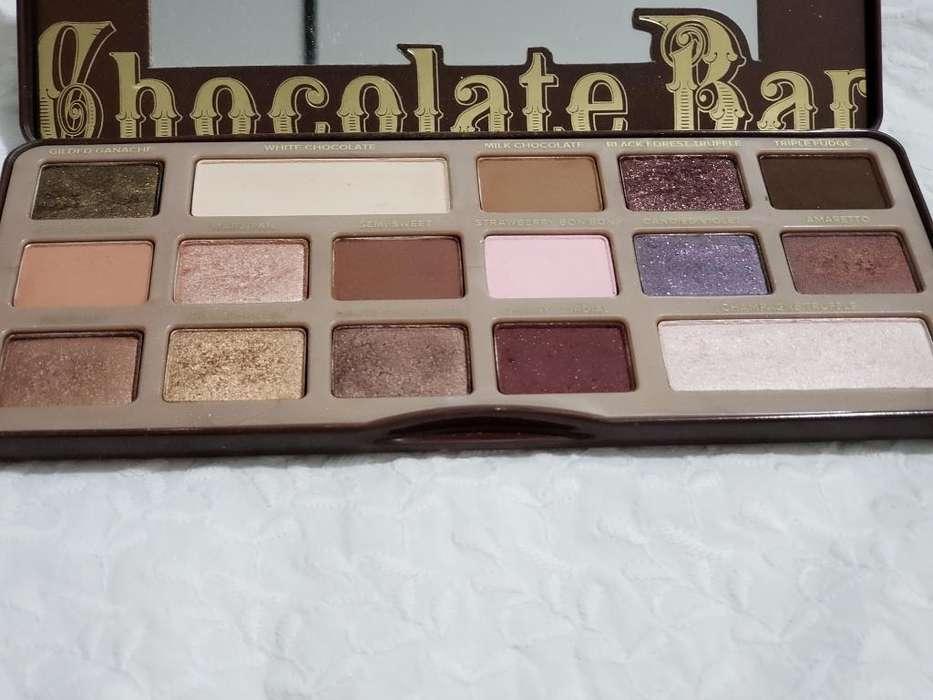 Paleta Chocolate Bar