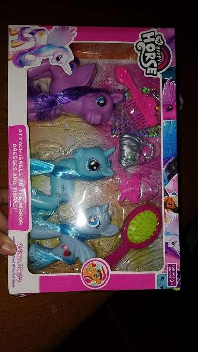 Set Ponys