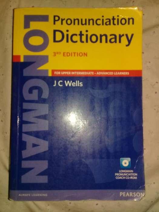 Diccionario de Pronunciación Longman