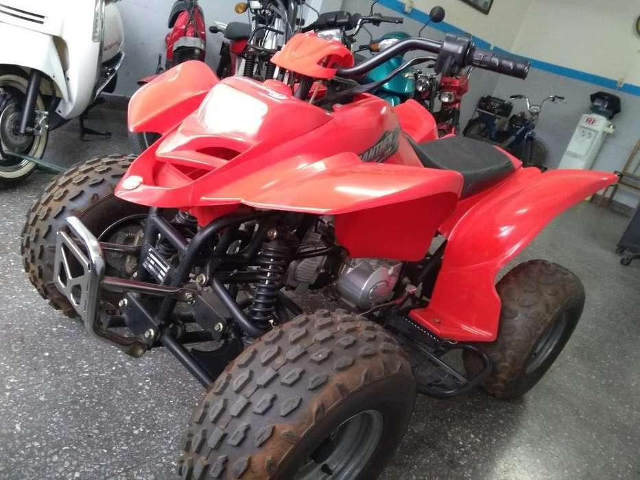 Cuatriciclo 110cc