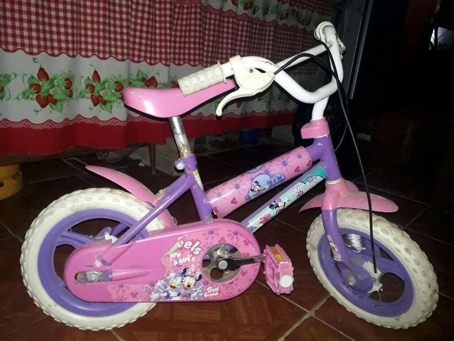 Vendo Bicicleta Nena