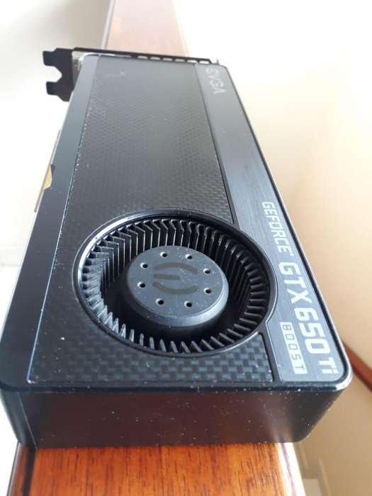 Evga Geforce Gtx 650 Ti Boost 2gb Gddr5