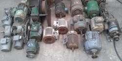 Lote Motores Tri Y Monofacicos