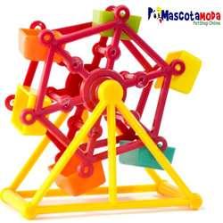 Juguetes variado para jaula de aves muchos modelos y colores