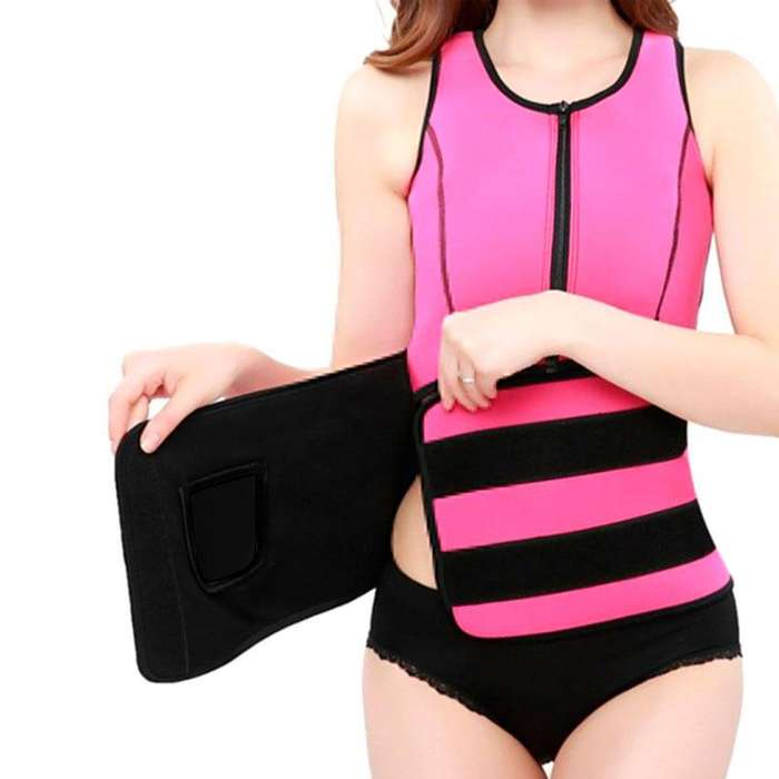 FAJA REDUCTORA SWEAT BODY VEST