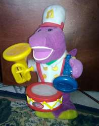 Barney Musical, Negociable