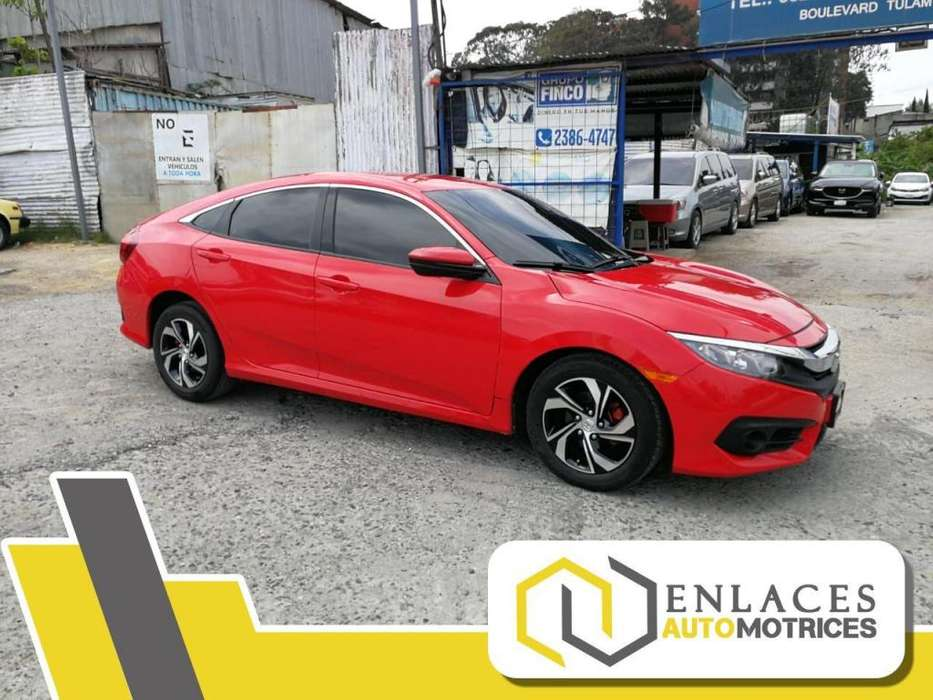 Honda Civic 2016 - 40800 km