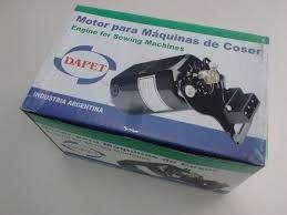 motor para maquinas de coser / daper