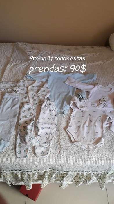Ropa de Bebés (valijas de Ropa)