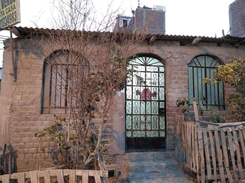 venta de terreno de 120 m2 ventanilla A.H SAN PABLO- zapallal