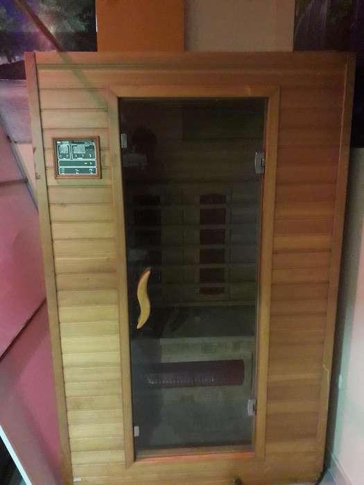 Cabina de Sauna Seca