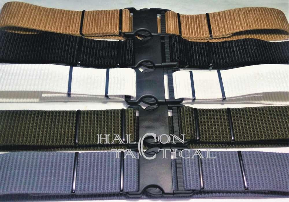 <strong>cinto</strong> Cinturon Tactico Militar Nato 55mm Heb Acetato