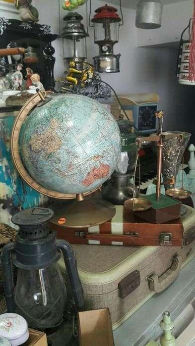 Antiguo Globo Terraqueo