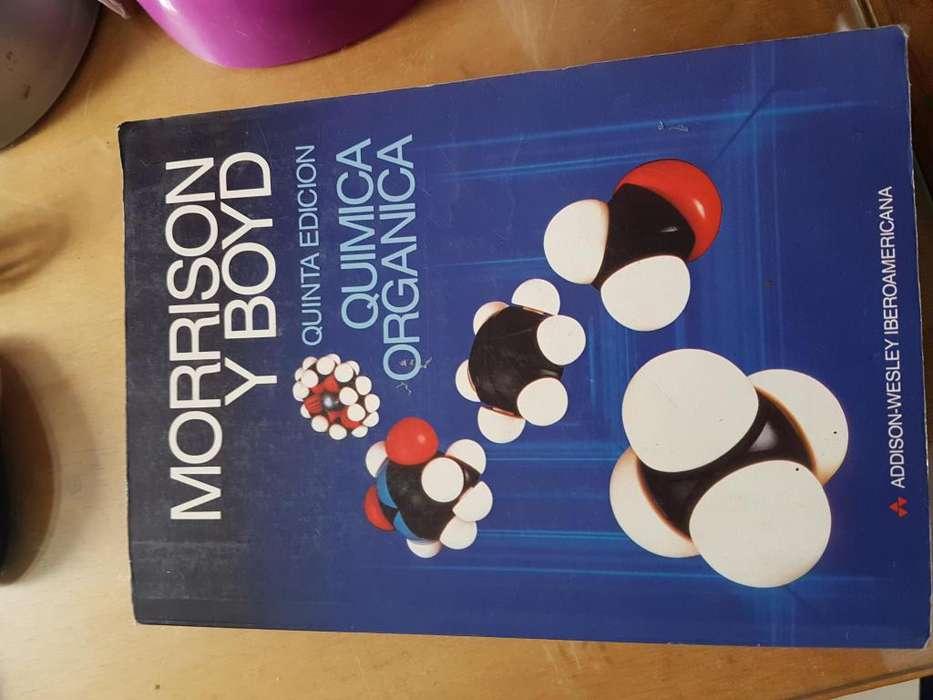 Química Orgánica Morrison Boyd
