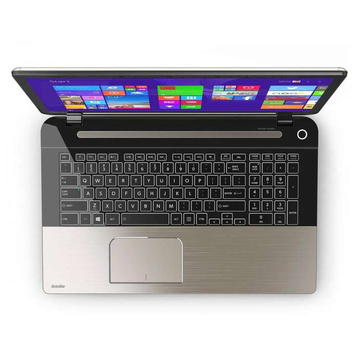 toshiba gamer s75 core i7 17.3p full hd 8 nucleos 3.6ghz 2gb video ddr5 bluray