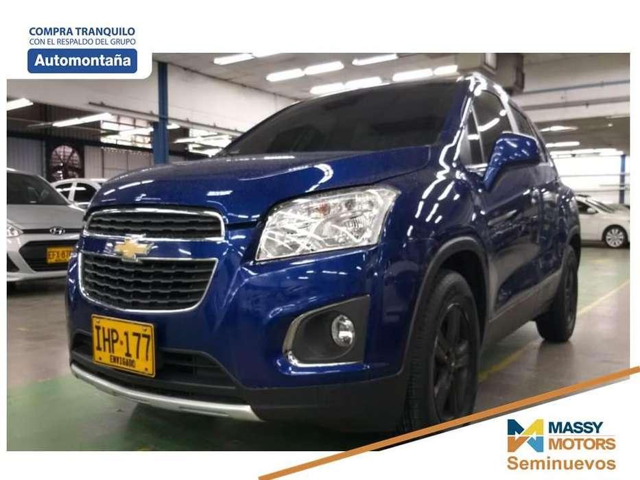 Chevrolet Tracker 2016 - 44500 km