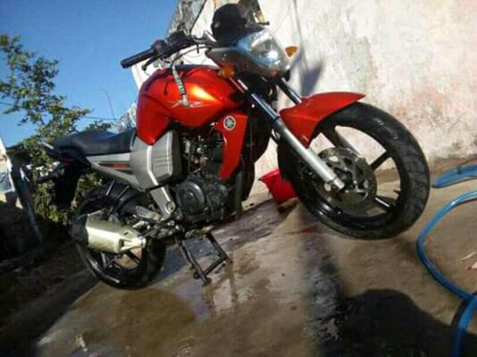 Vendo Yamaha Fz <strong>unico</strong> Dueño Patente Al D