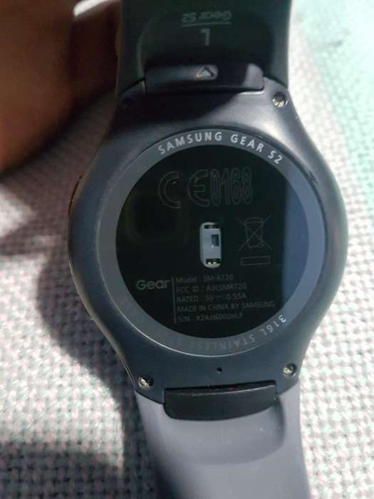 Samsung Gear S2 Vendo O Cambio