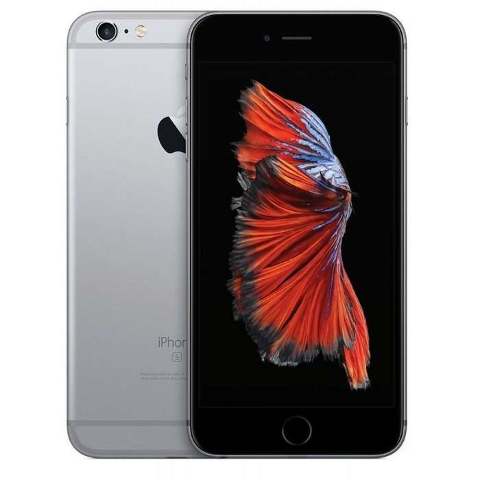 iPhone 6s Plus (32GB) NUEVO en caja Sellada Negro Original Libre de Fabrica Cable Lightning a USB (2M)