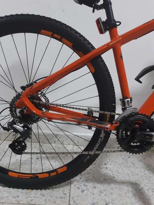 Bicicleta Orbea 2016