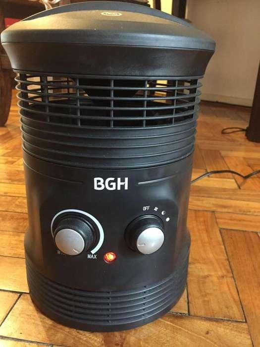 Caloventor BGH Fan Heater 360 1800w