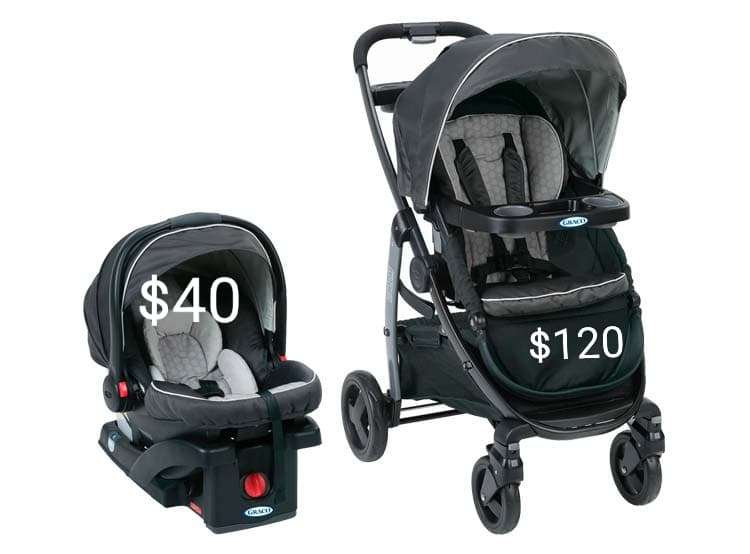 <strong>coche</strong> y Carseat Gracco