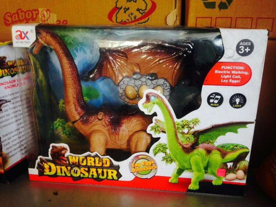 Dinosaurio Que Camina