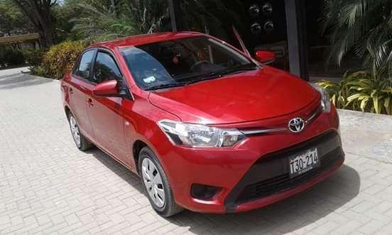 Toyota Yaris 2015 - 95000 km