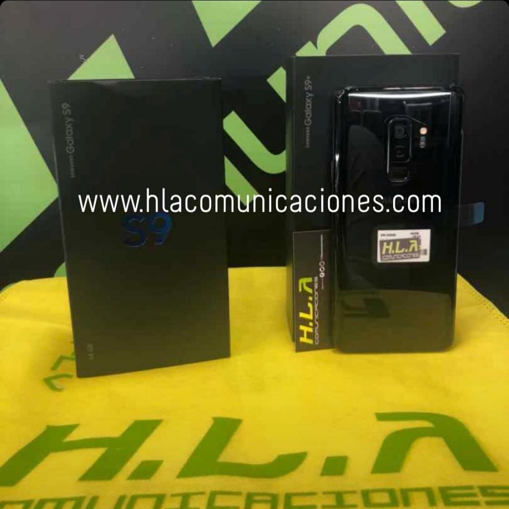 SAMSUNG GALAXY S9 128GB OBSEQUIO VIDRIO Nuevos Factura Garantia Domicilios Sin Costo HLACOMUNICACIONES