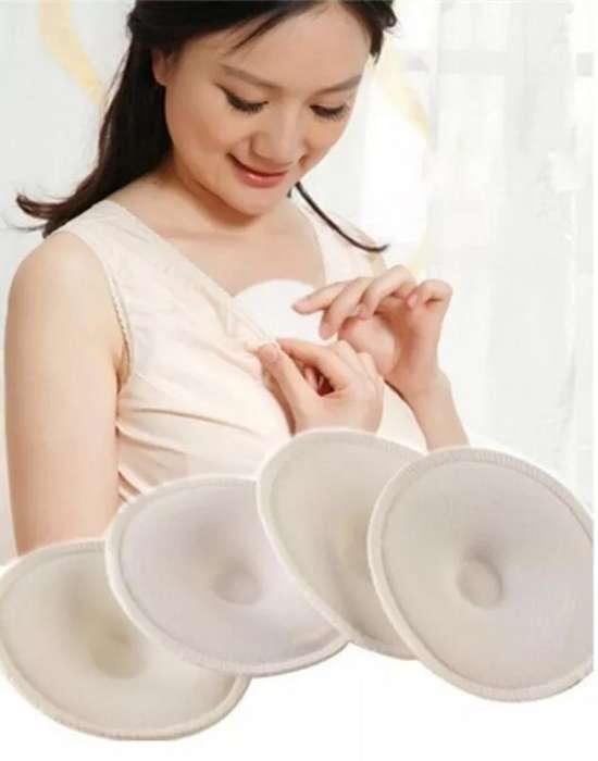 Almohadillas Lavables para Lactancia