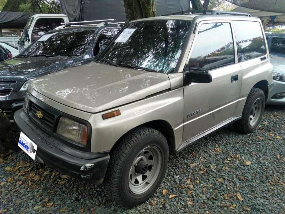 Chevrolet Vitara 2004 - 161367 km