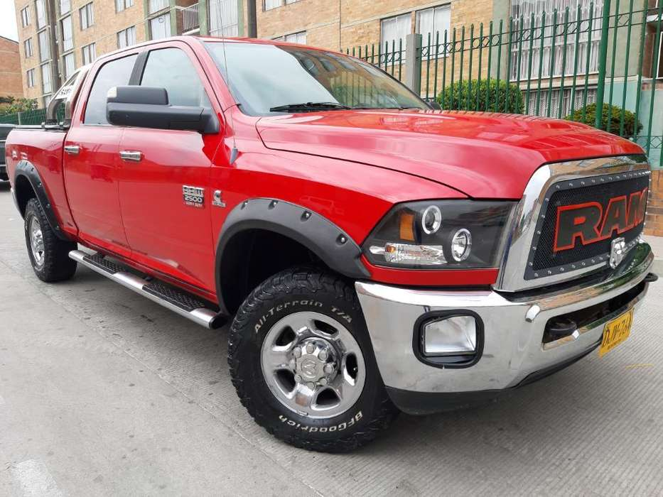 <strong>dodge</strong> Ram 2013 - 70000 km