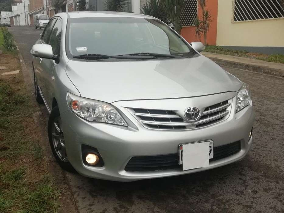 Toyota Corolla 2012 - 51000 km