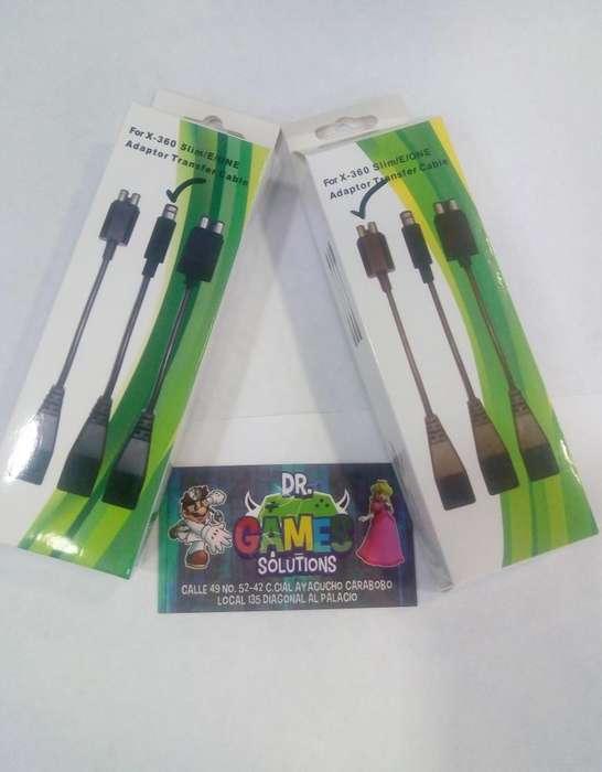 Cable Adaptador Xbox 360